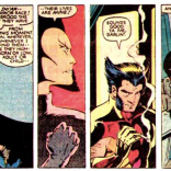 Faced with certain and inevitable death, the X-Men decide to go kill some Brood. (X-Men #165)