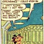 Rad bromance. (X-Men #165)