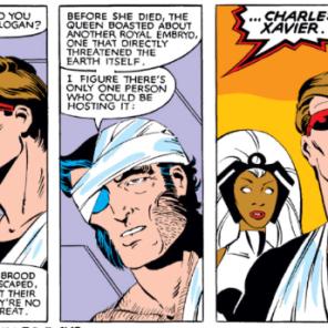 OH, WAIT. (X-Men #166)