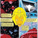 Storm X-plains the Acanti, part one. (X-Men #166)