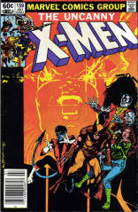 Kinda in love with this cover. (X-Men #159)