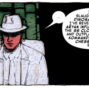 Remember how Dr. Nemesis is delightful? Dr. Nemesis is delightful (X-Men: Smoke and Blood #1)