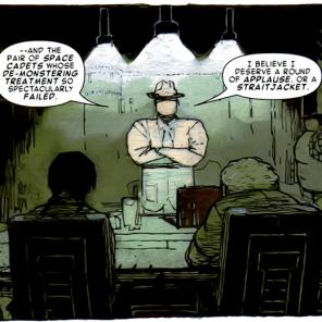 See? (X-Men: Smoke and Blood #1)