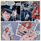 Scott doesn't actually work out that Madelyne and Jean are identical until X-Factor #14. Headcanon: Hella prosopagnosia.