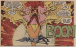 Jean gets Madelyne and Phoenix's memories--and her own telepathy--back. (X-Factor #38)