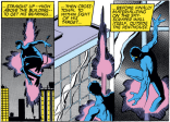 Very Nude Nightcrawler. (X-Men #169)