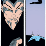 YUKIO. Much, much more about her next week, but she's the best. (X-Men #172)