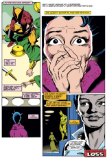 Mariko is less impressed with Miller's stylish portrayal of gruesome violence. (Wolverine #2)