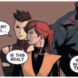 We are all Emma Frost, forever. (Art by Kris Anka, from Uncanny X-Men #24)