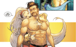 Sorry, Namor: Russell Dauterman is definitely the king of Abs-lantis.