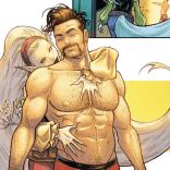Sorry, Namor: Russell Dauterman is definitely the king of Abs-lantis.