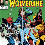 This cover is a pretty good metaphor for what went wrong in this series. (Kitty Pryde and Wolverine #6)