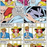 Remember when Madelyne Pryor was AWESOME? Sigh. (Uncanny X-Men #173)