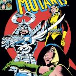 Well, hello, Viper and Silver Samurai. (New Mutants #5)