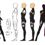 Kris Anka's Psylocke redesign. PANTS!
