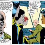 """You're not the X-Men. You're just, um, wearing their original superhero costumes. Because, stuff."" (New Mutants #1)"