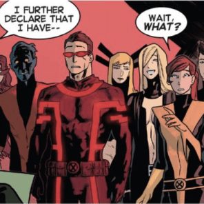 EMMA FROST, YOU ARE DELIGHTFUL. (Art by Kris Anka, from Uncanny X-Men #24)