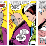 """Get the asprin, Rogue. I feel a crossover event coming on."" (X-Men #178)"
