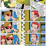 Rachel Summers: THE SADDEST TIME TRAVELER. (Uncanny X-Men #185)