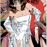 99% sure Cyndi Lauper wrote a song about this. (X-Men #179)