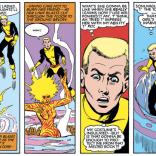 Amara Aquilla: Horta. (New Mutants #16)