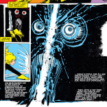 The Demon Bear breaks down. (New Mutants #20)