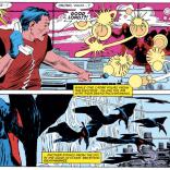 SHADOW PTEROSAURS (Uncanny X-Men #187)