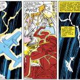 This isn't Cyclops's worst vacation. Hell, it's not even his worst honeymoon. (X-Men #176)