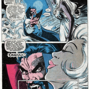 Sienkiewicz's last stint on an X-book before New Mutants #18 was Uncanny X-Men #159.