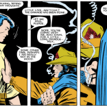 Remember when artists used to draw Wolverine at the proper height? (Uncanny X-Men #183)