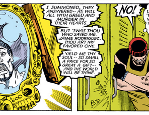 Kids, if a necklace you find in a fish talks to you, DON'T LISTEN. (Uncanny X-Men #189)