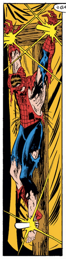 Remember that time Spider-Man got actually literally crucified in a CCA-approved comic? Because that definitely happened. (Uncanny X-Men #191)