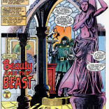 I don't care what it's about, or what happens in it. THIS is the correct way to open your miniseries. (Beauty and the Beast #1)