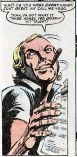 Aw, Hugo, you're not sinister at all. (Beauty and the Beast #1)