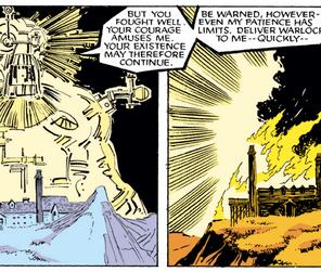 SPAAAAAAAAACE BEEEEEEEEEEEEEARD (Uncanny X-Men #192)