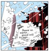 MERRY CHRISTMAS, X-MEN! (Uncanny X-Men #192)