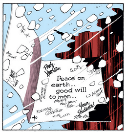 MERRY CHRISTMAS, X-MEN! (Uncanny X-Men #192)