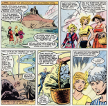 And now, a lot of pictures of the residents of the Heartbreak Hotel! (Beauty and the Beast #2)