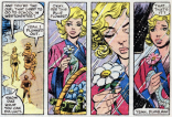 """We decided that her superhero name is """"Pantone."""" (Beauty and the Beast #2)"""