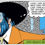 Just for the record, we would TOTALLY read a comic about Cracklin' Rosa. (Uncanny X-Men #123)