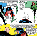 In which Charles Xavier takes advantage of a teachable moment. (X-Men #193)