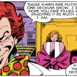 Who gift-wraps the hostages? Do they just have those boxes sitting around? WE MAY NEVER KNOW. (Uncanny X-Men #124)