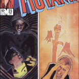 THAT COVER. (New Mutants #23)