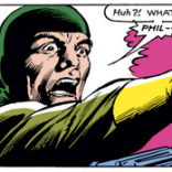 Aw, Tobe. You're a stand-up minion. (Uncanny X-Men #147)