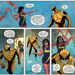 No, seriously: Why are you not already reading Ms. Marvel? It is the best.