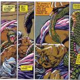 Pretty snake. (Uncanny X-Men #198)