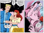 Miles 'ships it SO hard. (Firestar #2)