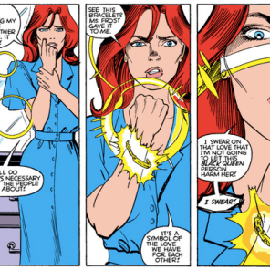 "And then she just straight-up breaks into ""Stars"" from Les Mis. (Firestar #4)"