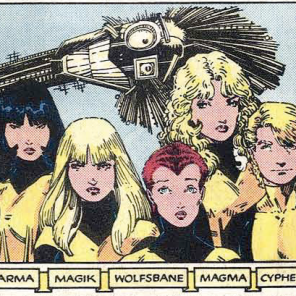 New Mutants! (X-Men Annual #9)