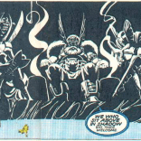Those That Sit Above In Shadow. (X-Men/Alpha Flight vol. 1, #1)